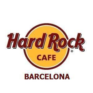 BLACKSTAGE DUO live au HARD ROCK CAFE de BARCELONE