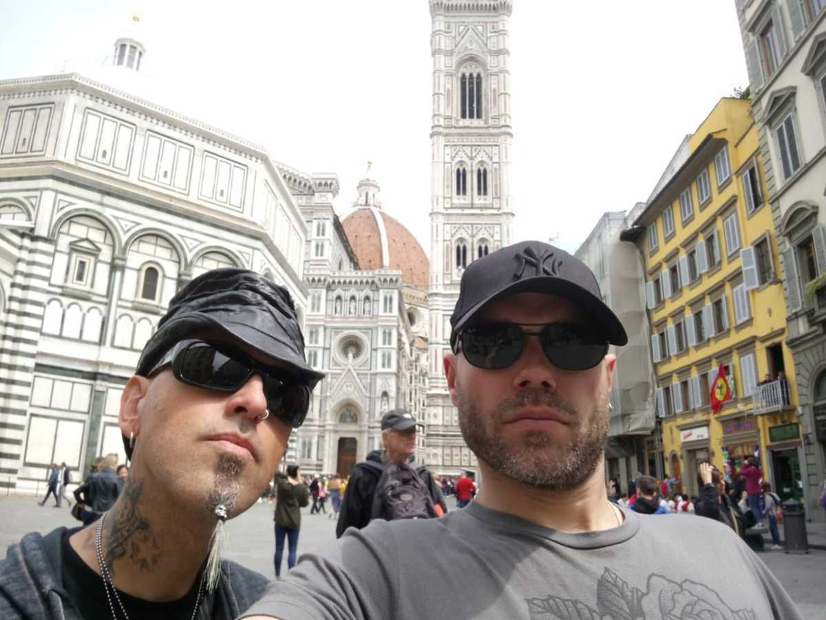 Hard Rock Café Florence (HRC European Tour 2018)