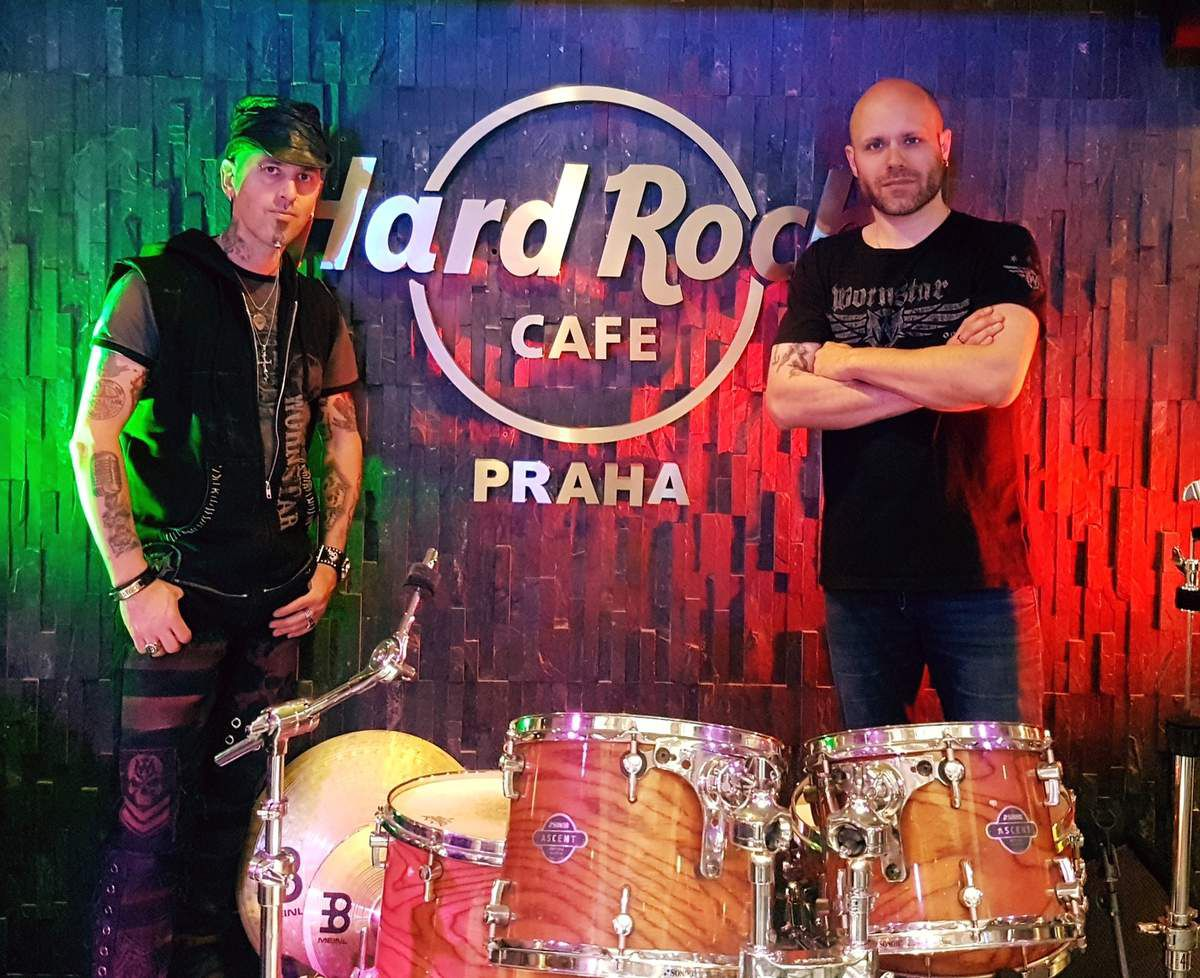 Blackstage Hard Rock Café European Tour 2018