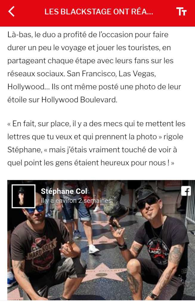 Article du Dauphiné le 07/05/19