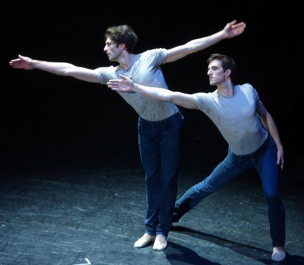 Mathieu Ganio et Vincent Chaillet