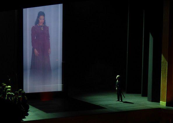 Roberto Frontali (Macbeth) – scène des sorcières, Acte III