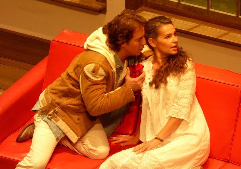 Roberto Alagna (Lancelot) et Sophie Koch (Genièvre)