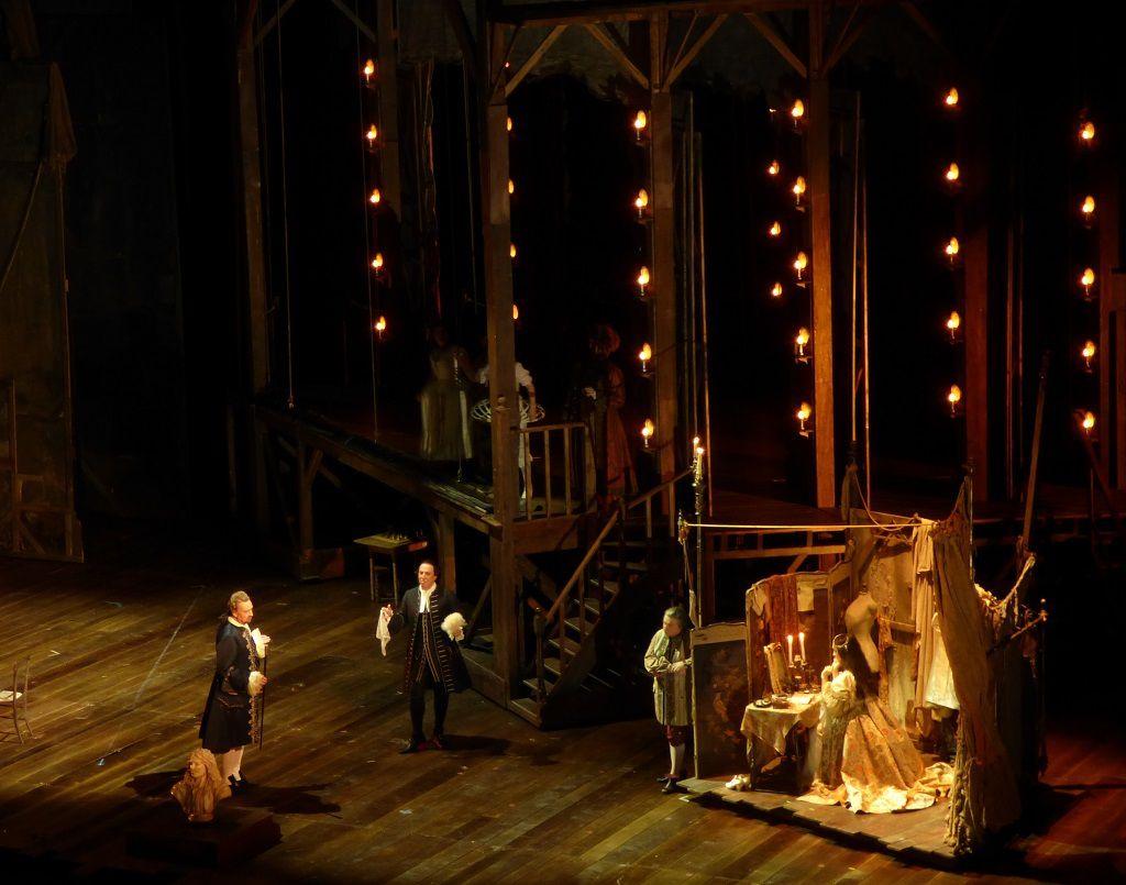 Acte I - Le Théâtre de la Comédie
