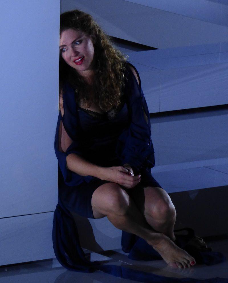 Annette Dasch (Elisabeth)