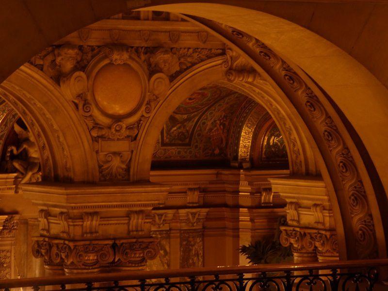 Voute du Grand escalier du Palais Garnier