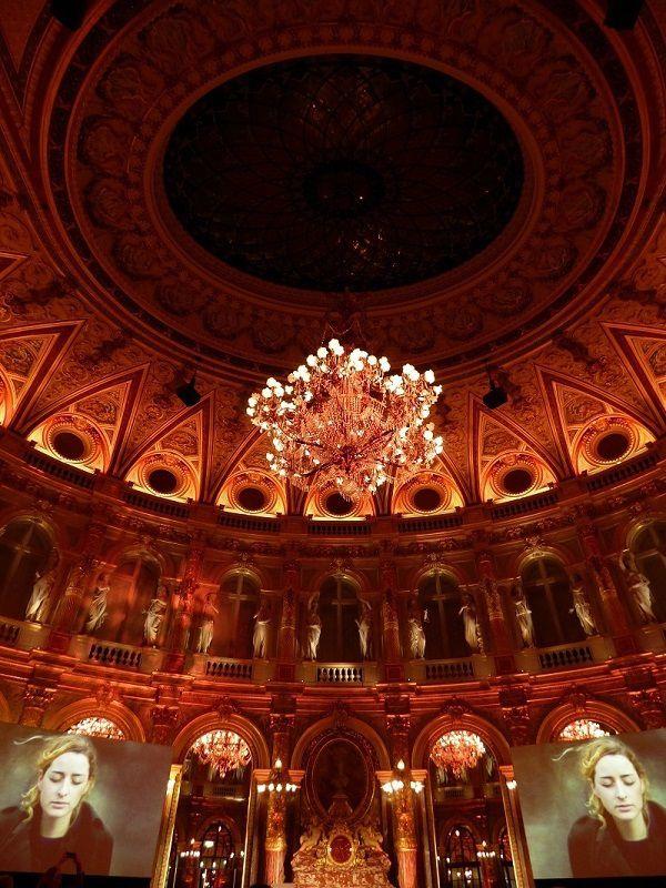 Le salon Opera de l'Hotel InterContinental Paris Legrand