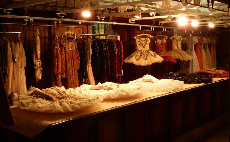 Central costumes