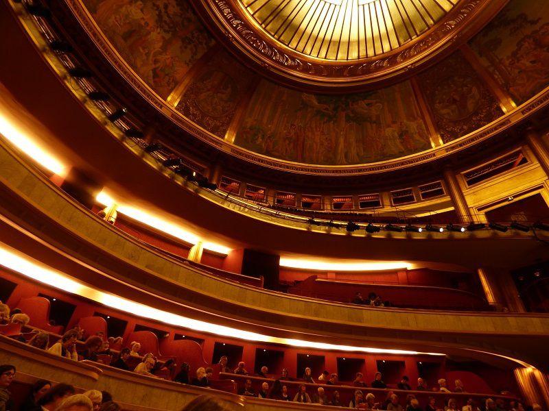 Théâtre des Champs Elysées – Saison 2016 / 2017