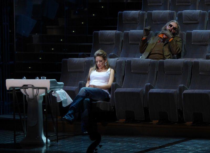 Sabine Devieilhe (Bellezza) et Michael Spyres (Tempo)