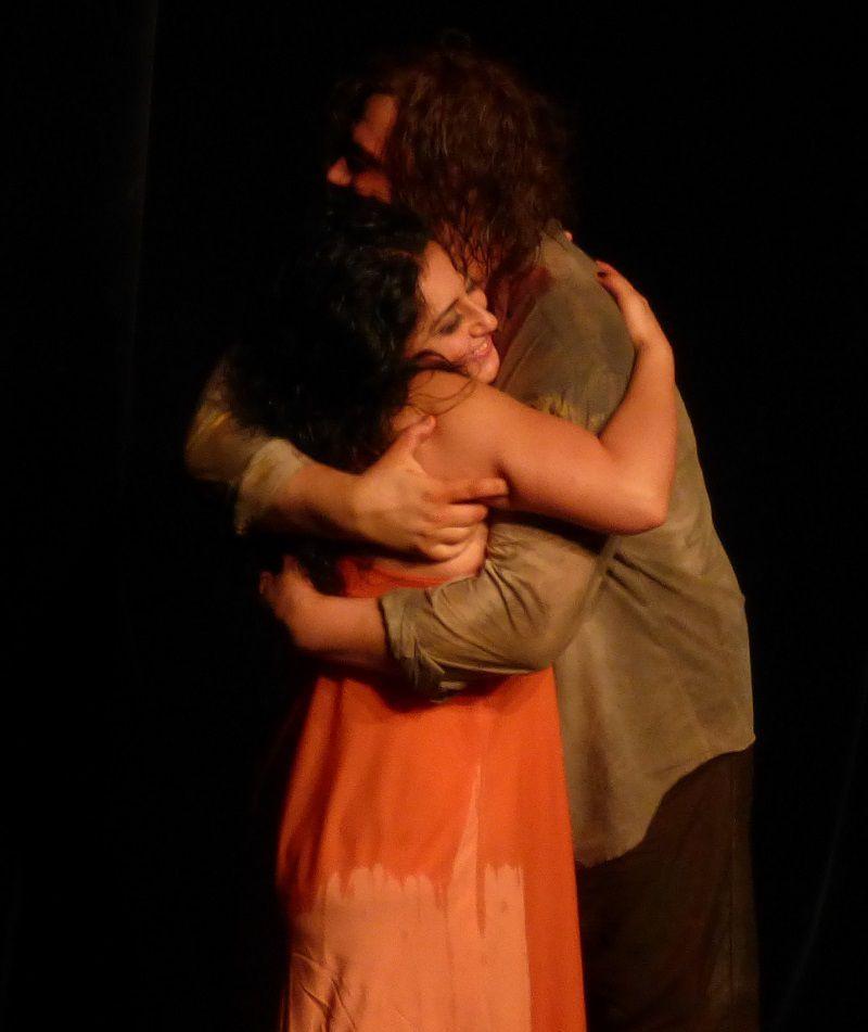 Anita Rachvelishvili et Aleksandrs Antonenko - Première représentation