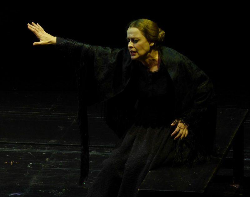 Elena Zhidkova (Santuzza) - 26 novembre, Bastille