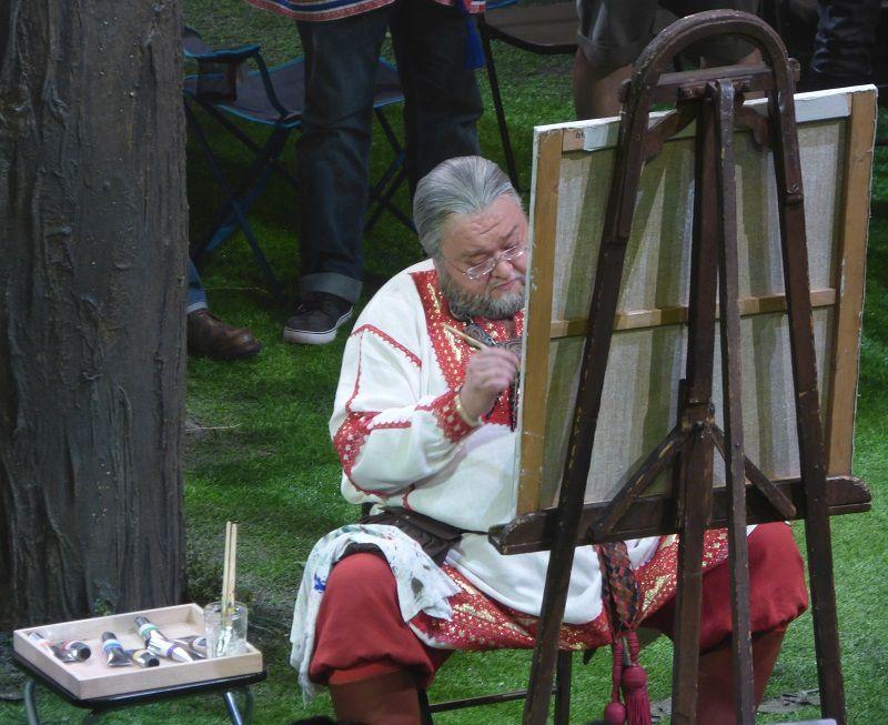 Maxim Paster (Le Tzar Berendeï)