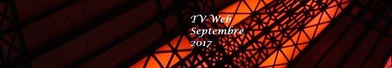 TV-Web Septembre 2017 - Lyrique et Musique