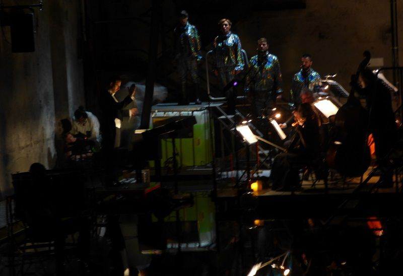 Orchestre United Instruments of Lucilin et choeur Vokalquartett Croatian National Theater Zagreb
