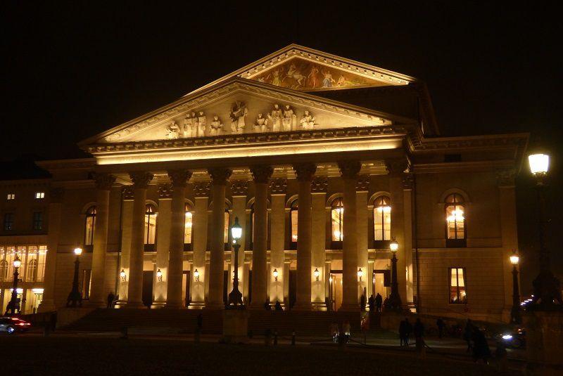 Le Bayerische Staatsoper