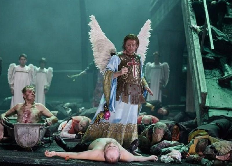 Daniel Kirch (Parsifal) - Photo Martin Sigmund
