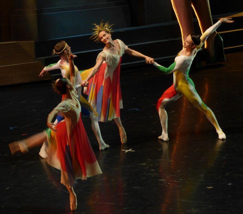 Cendrillon (version Rudolf Noureev) - Les adieux de Karl Paquette à la scène - Bastille 2018