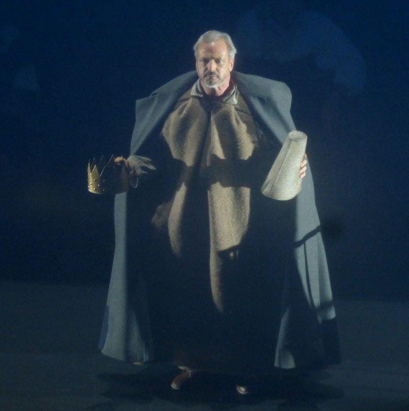 Werner Van Mechelen (Un moine)