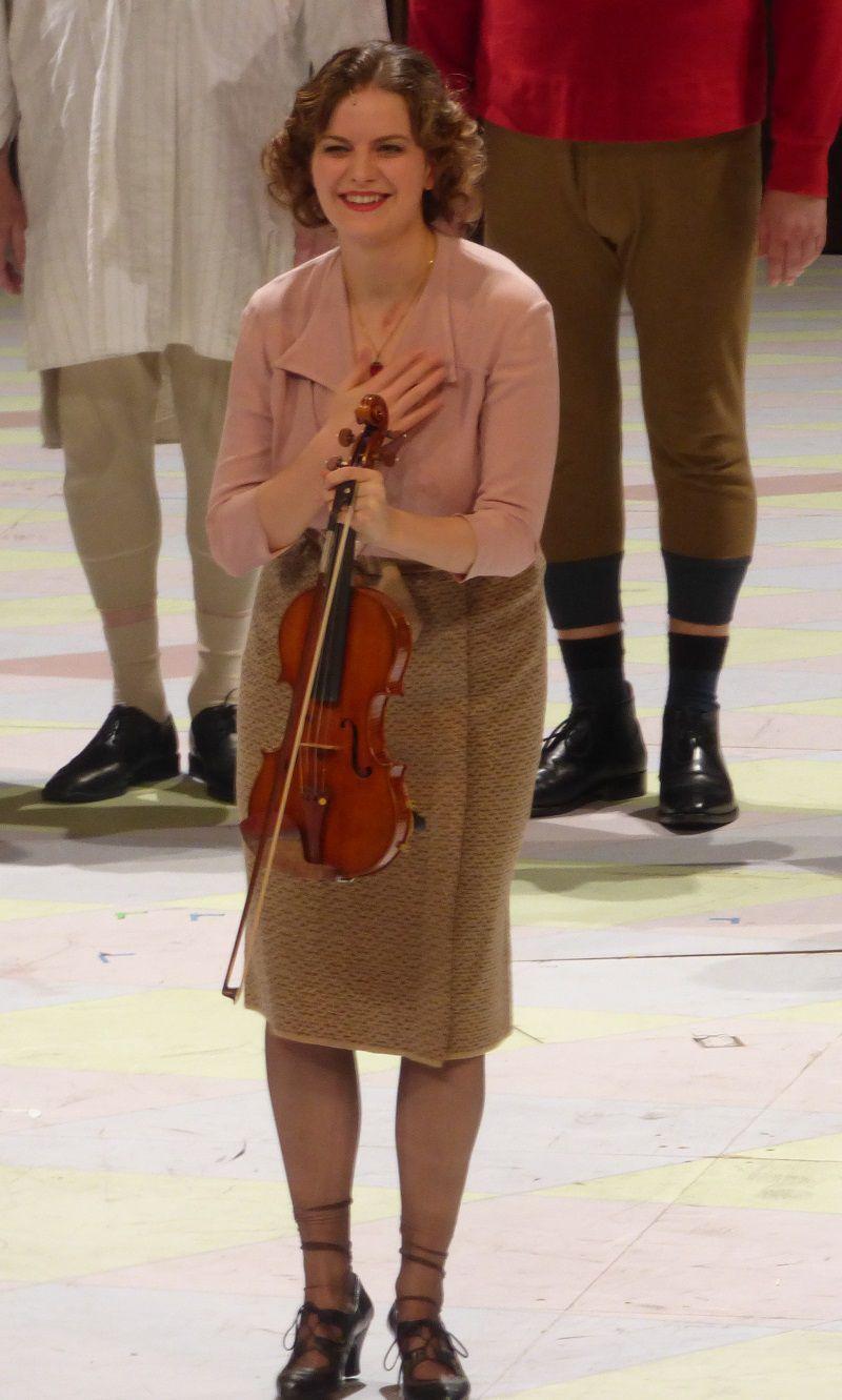 Veronika Eberle (Violoniste)