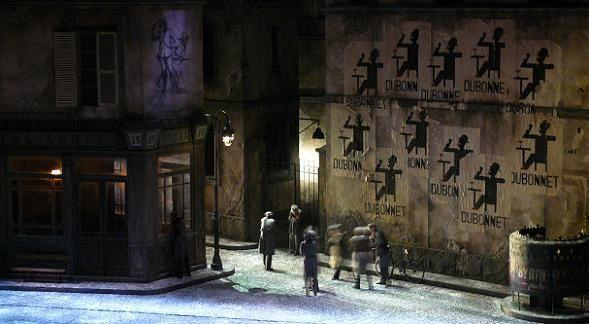 La Bohème (ms Jonathan Miller, 2009)