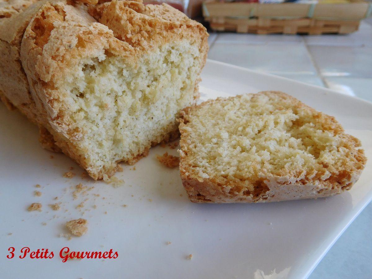 Le cake sans beurre et, pourquoi-pas, sans sucre