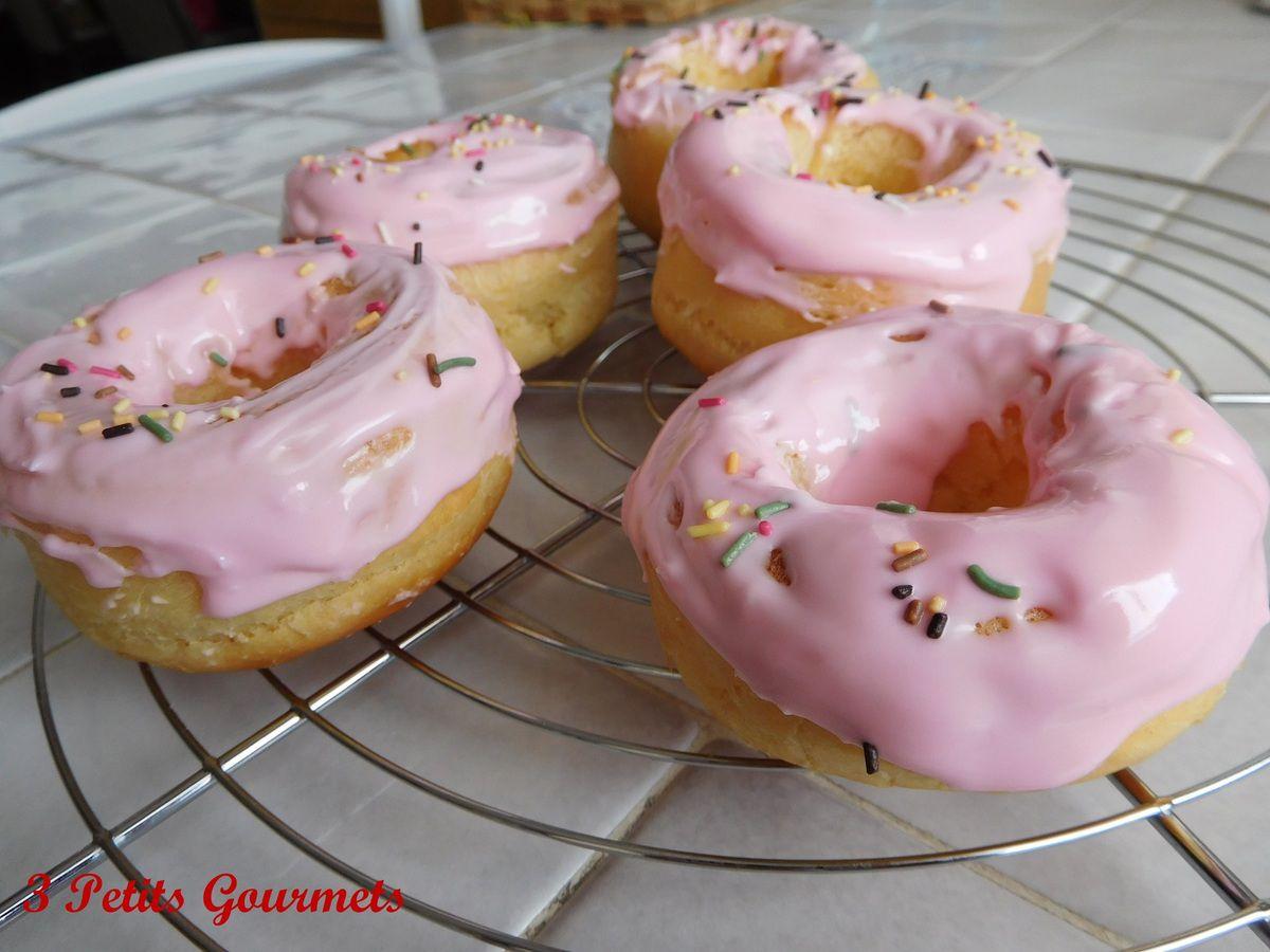Des donuts, version allégée sans friture