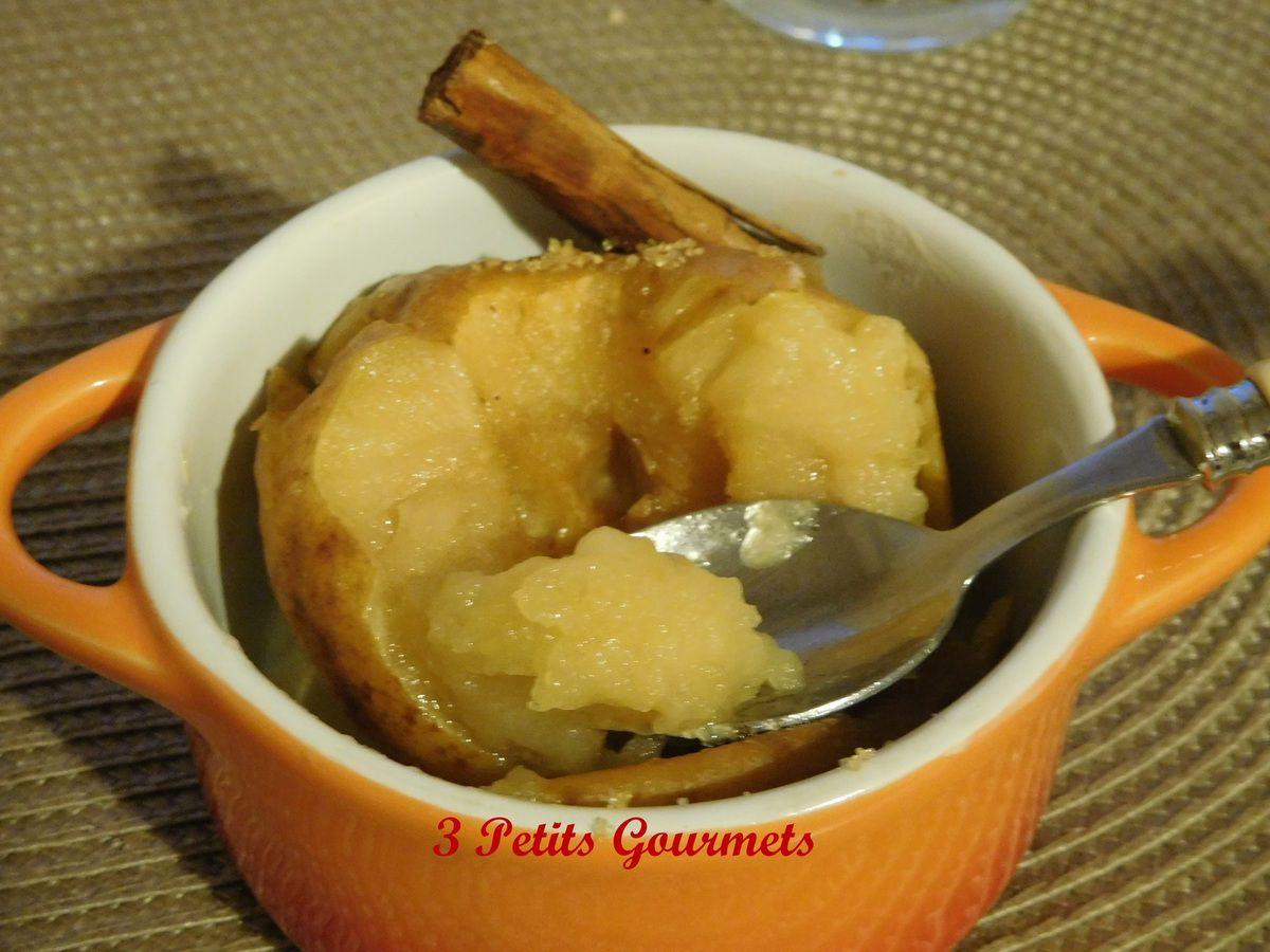 Simplissimes et délicieuses : les pommes au four