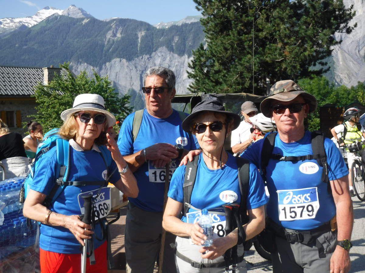 Montée de l'Alpe d'Huez 2018 organisée par le 93°RAM