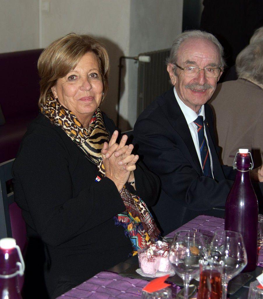 AG du 23 février 2019, repas de cohésion à Gières
