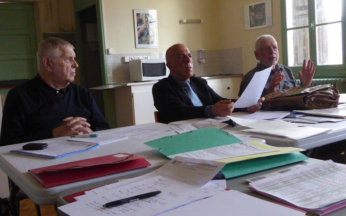 Conseil d'administration du 12 mars 2019 à Biviers