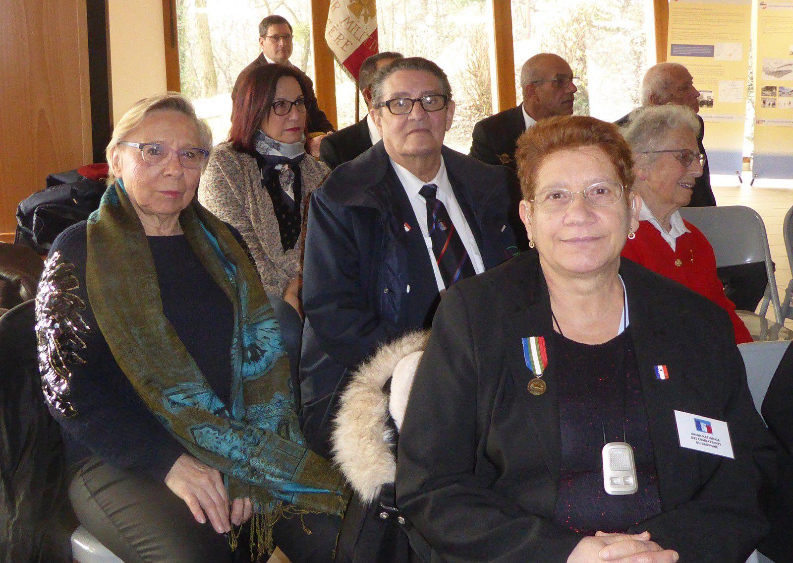 UNC Alpes-Chartreuse, AG du 25 janvier 2020