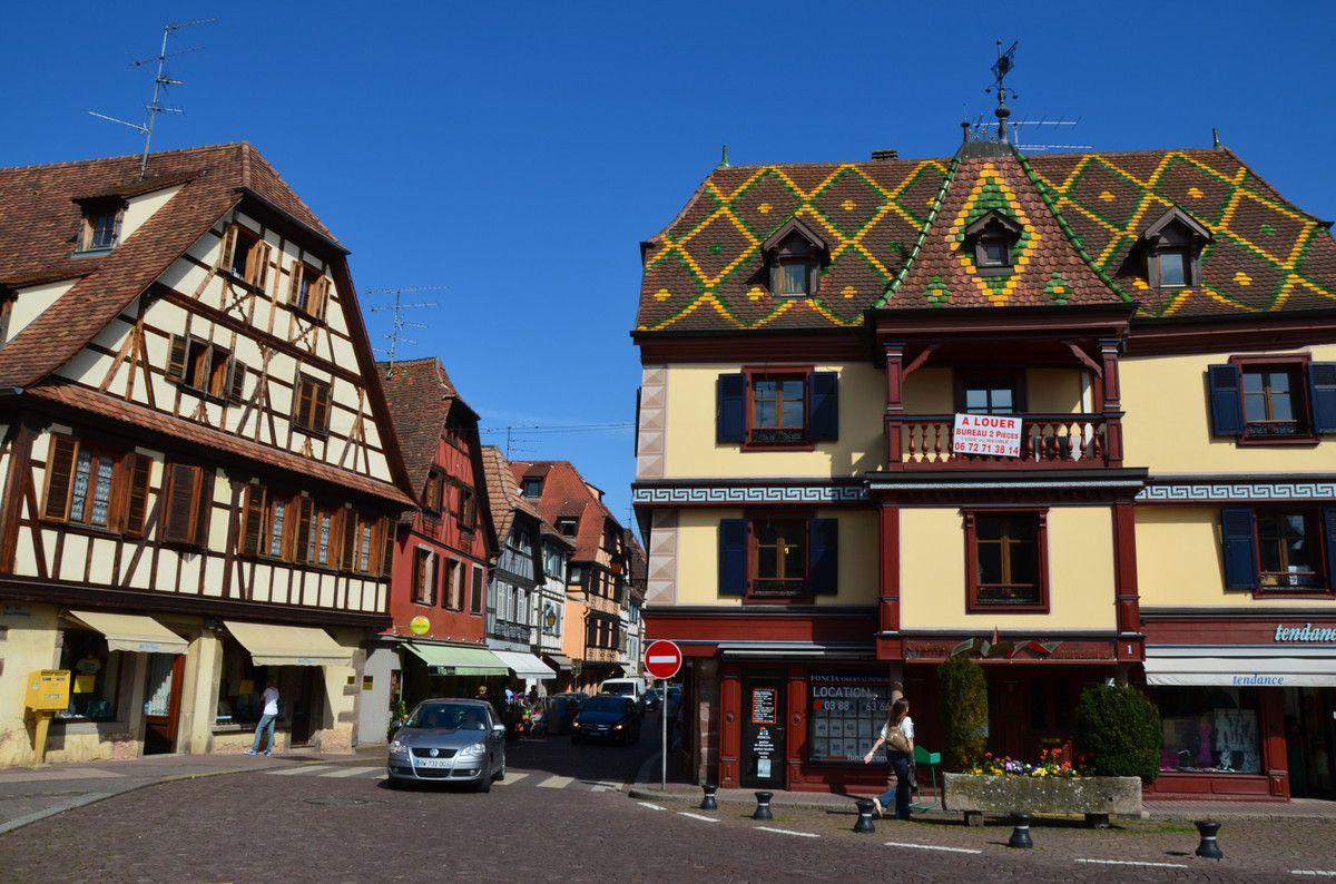 Après le très beau séjour en Alsace ( Obernai) en 2017, ce sera direction le Sud et les Pyrénées en 2018