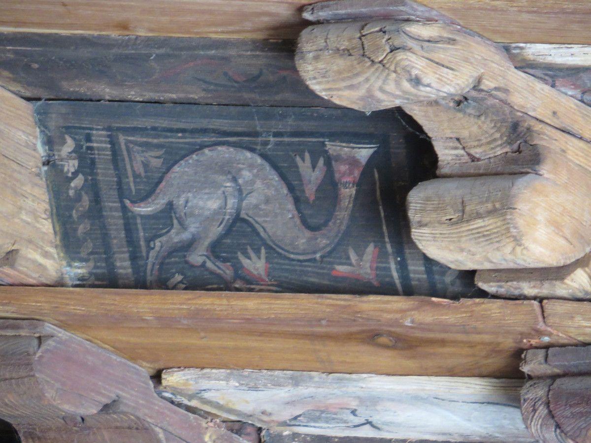 Créatures médiévales atypiques à Fréjus