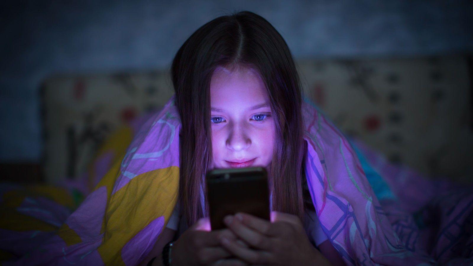 Le sommeil des jeunes franciliens à l'ère du numérique