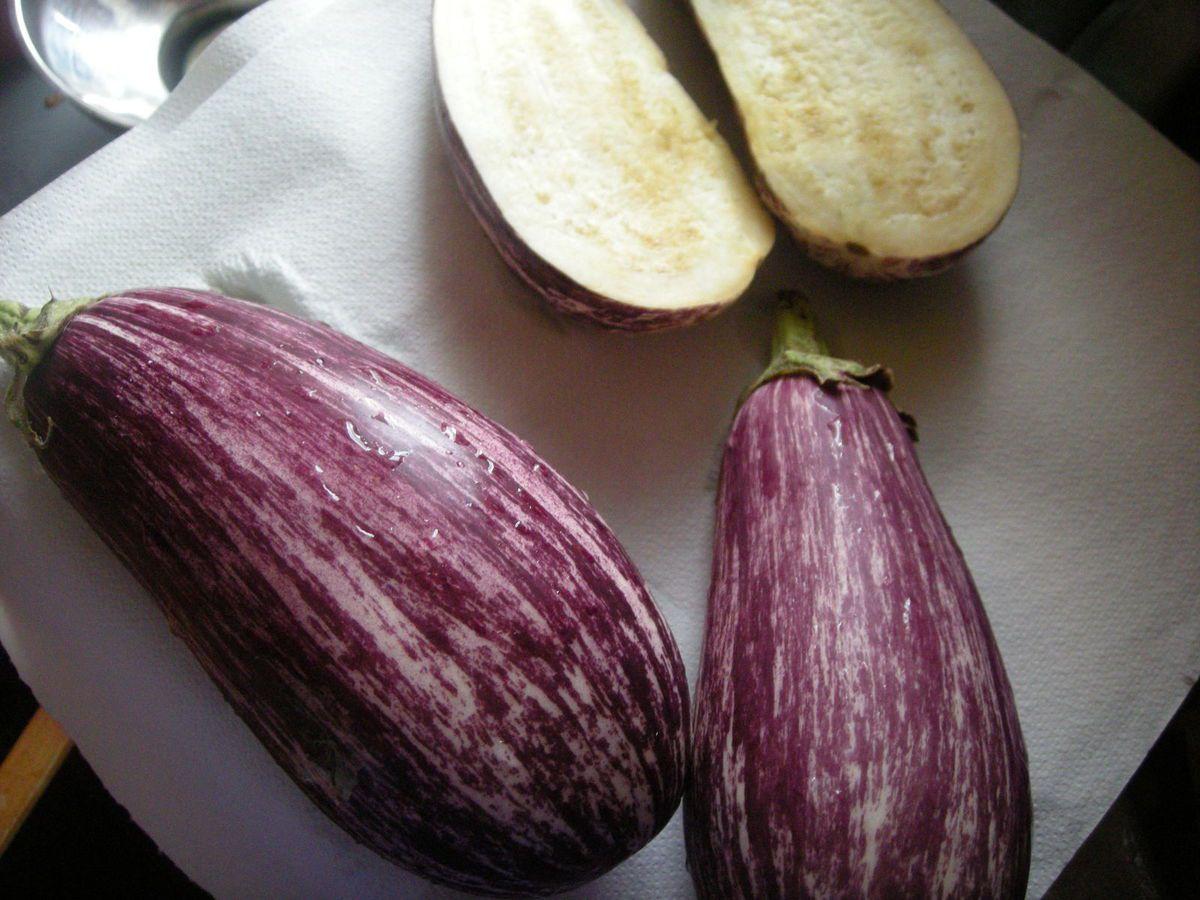 Zaalouk d'aubergines .