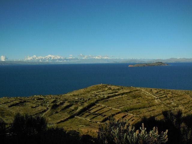 36 - 7 : le lac Titicaca (côté Bolivie)