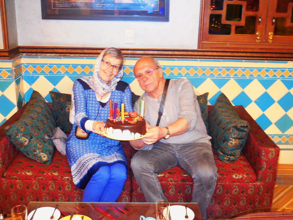 Bon anniversaire Jojo et Martine !