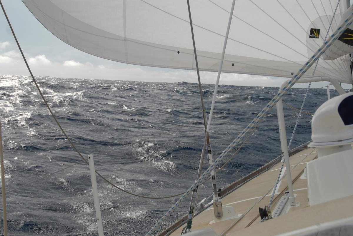 En mer, de Tahiti à Christmas