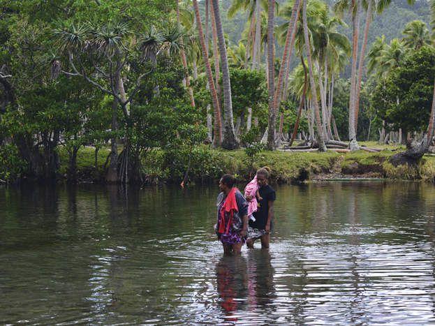 Retour sur nos premières escales au Vanuatu