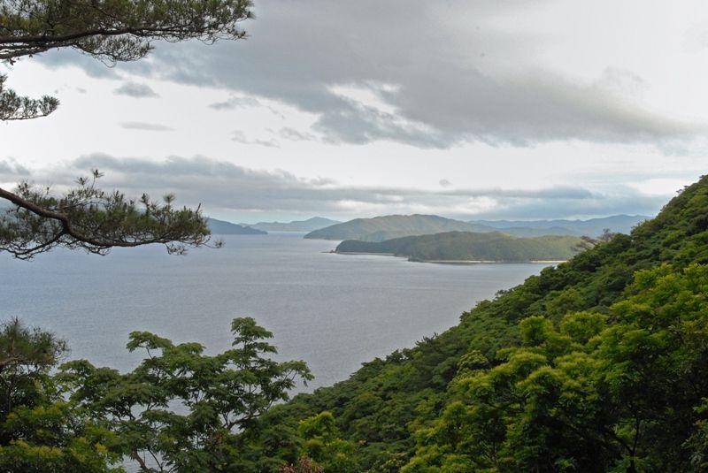 Iles AMAMI, Baie d'Atestsu