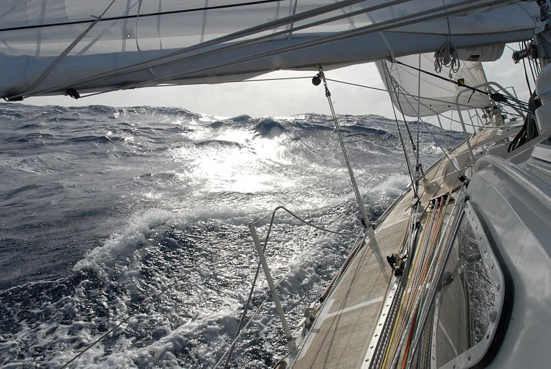 En mer, de Fanning à Majuro