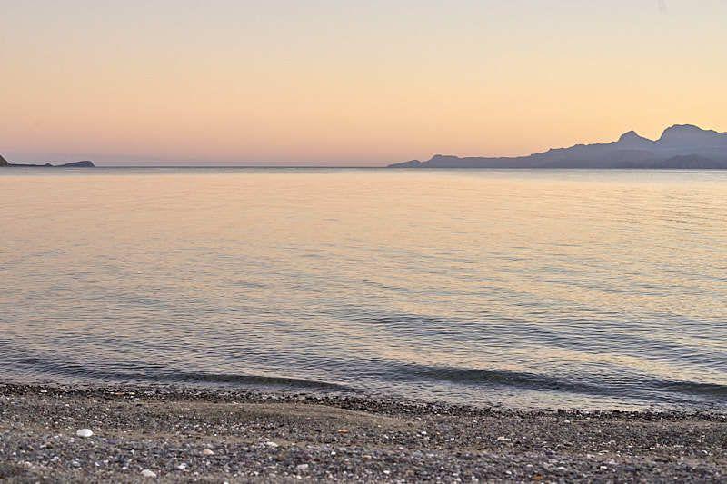 Automne en Mer de Cortés