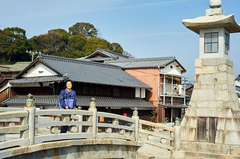 OSAKI SHIMO JIMA, Mitarai