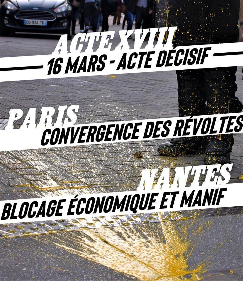 [acteXVIII] Marie-Antoinette Versus Ric Mars 2019