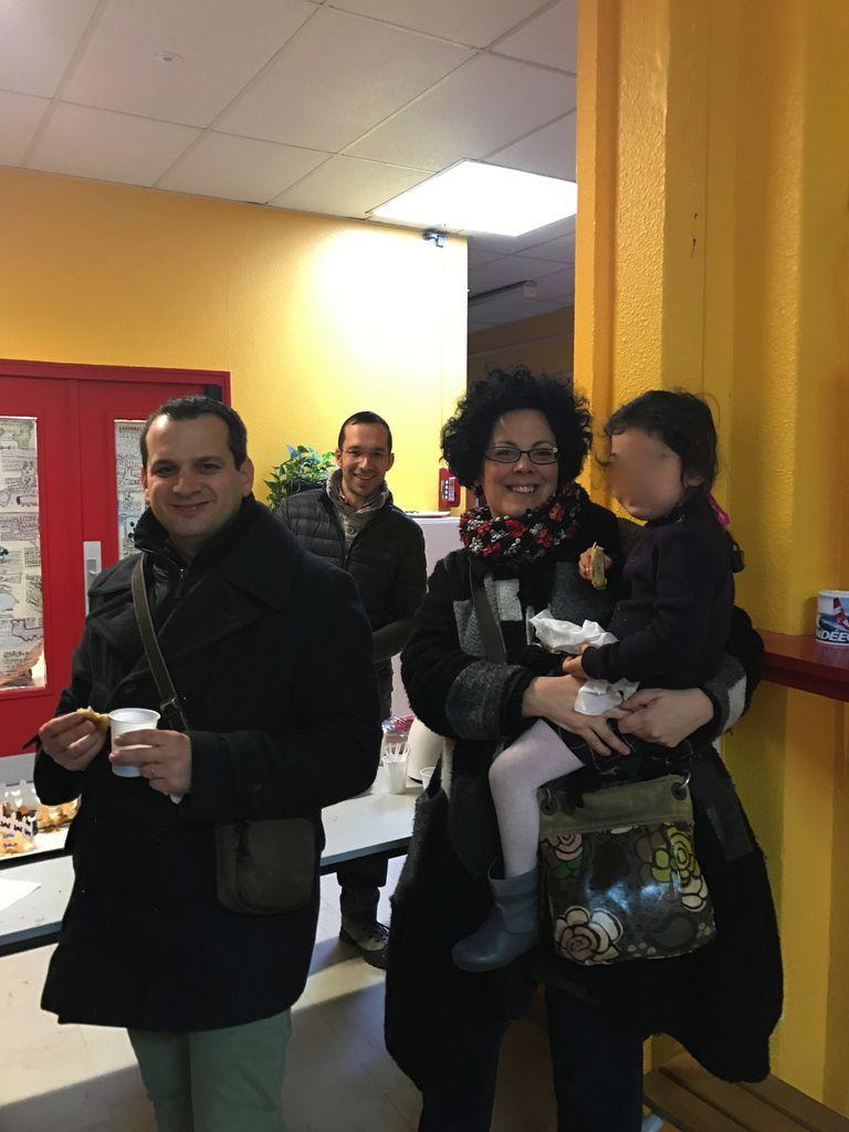 Ecole maternelle Les Ralluères  : Vive la Reine ! Vive le Roi !