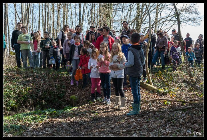 CHASSE AUX OEUFS  26 mars 2016