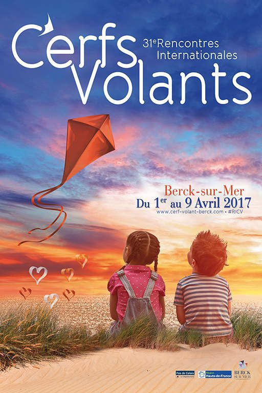 Rencontres internationales de cerfs volants 2017