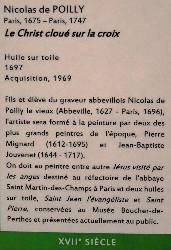 VISITE PRIVÉE...DU MUSÉE BOUCHER-DE-PERTHES...d' ABBEVILLE ...N° 2