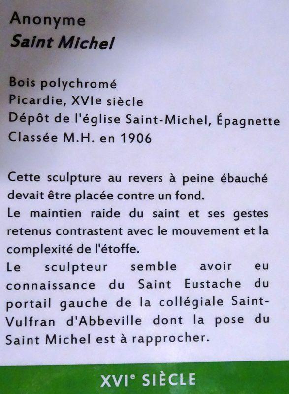 VISITE PRIVÉE...DU MUSÉE BOUCHER-DE-PERTHES...d' ABBEVILLE ...N° 3